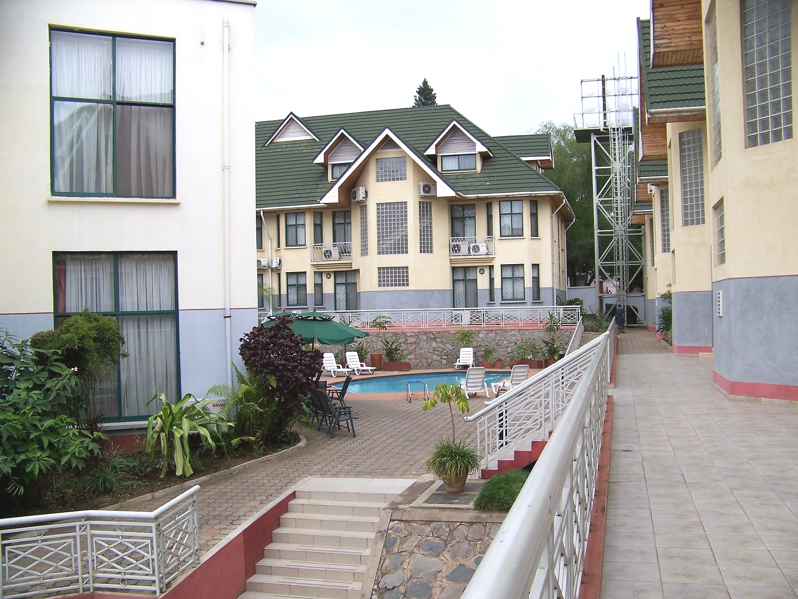 East African All Suites Hotel