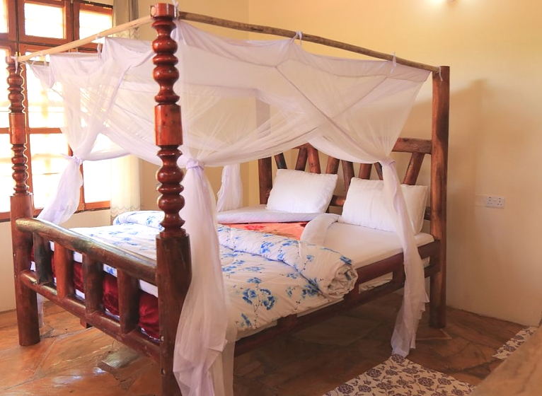 Mikumi Adventure Lodge the Rooms Kingbed
