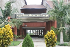 Ngurdoto Mountain Lodge