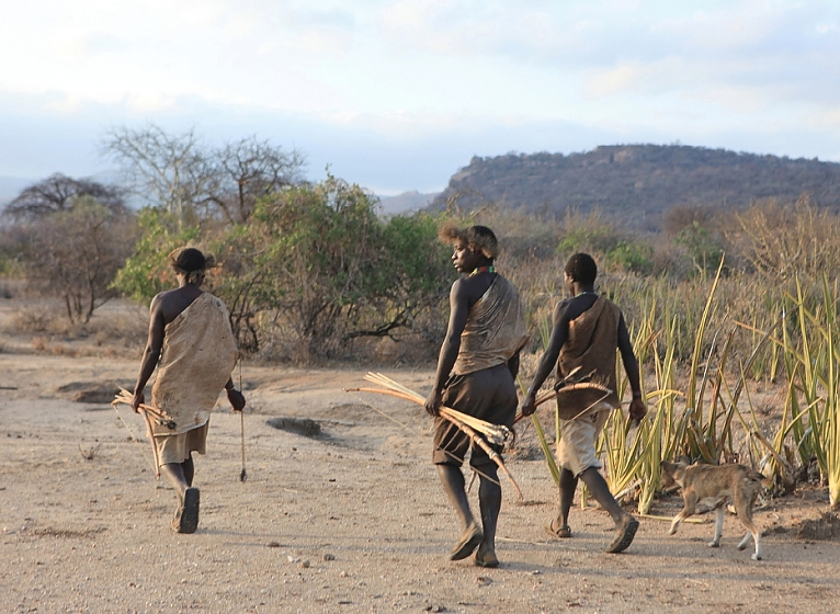 The Hadza, Lake Eyasi Area