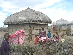 The Maasai Village