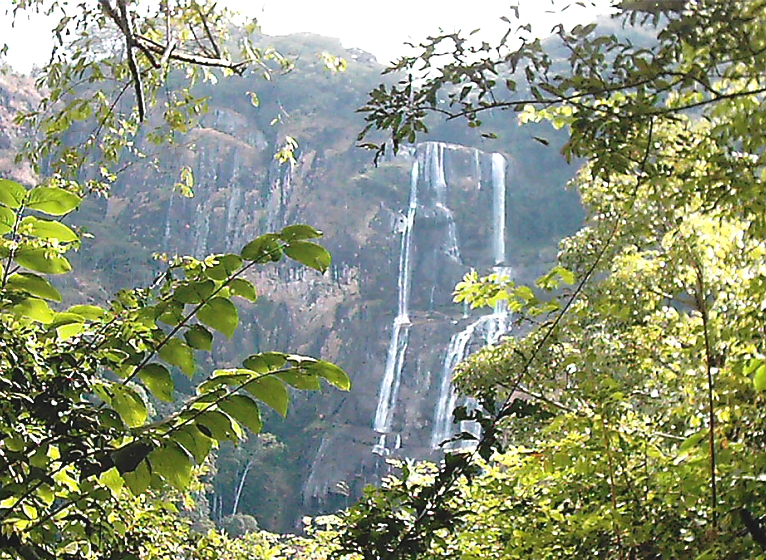 Udzungwa Mountains Waterfalls