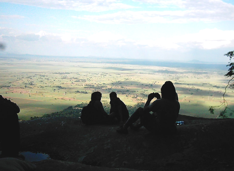 View Point in Udzungwa Mountains