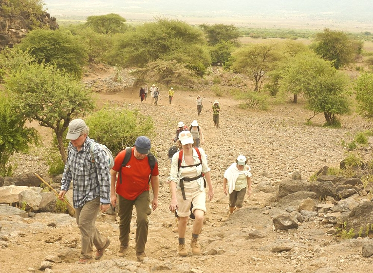 Walking Safari in Tanzania